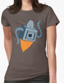 sad robot sails into the void T-Shirt
