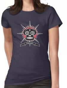 Lucky No.7 #2 Womens Fitted T-Shirt
