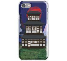 iphone Temple Zen iPhone Case/Skin