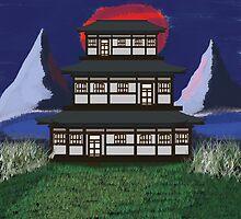 Temple Zen by Cranemann