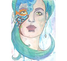 Earth Mother Photographic Print