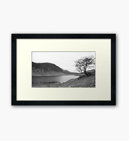Crummock Water, Lake District National Park Framed Print