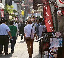 Asakusa, Tokyo by Bryan W. Cole