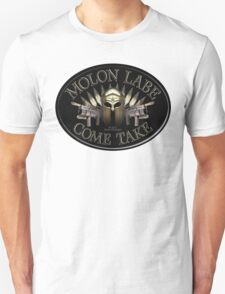 Molon Labe Come Take T-Shirt
