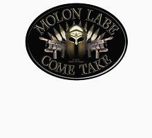 Molon Labe Come Take Unisex T-Shirt