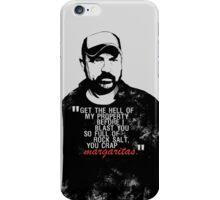 You crap MARGARITAS! iPhone Case/Skin