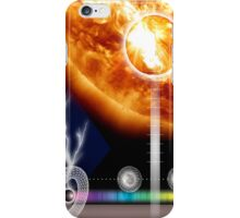 space solar iPhone Case/Skin