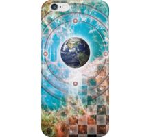 earth energy iPhone Case/Skin
