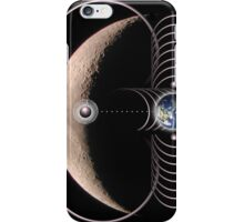 lunar vibes iPhone Case/Skin