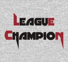 League Champion by LucieDesigns