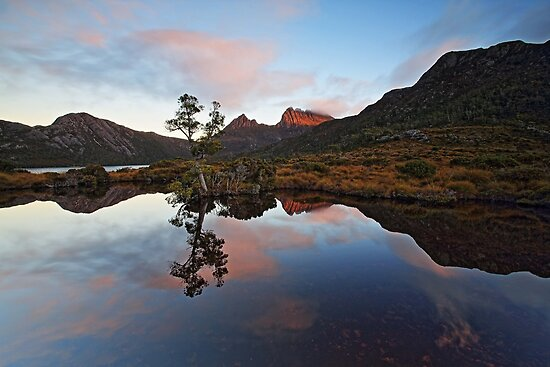 Cradle Mountain HDR by tinnieopener