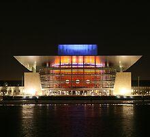 Copenhagen Operahouse, Denmark by WPDWA