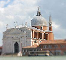 Isola di San Giorgio Maggiore, Venice, Italy * by Justin Mitchell
