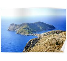 Kefalonia, Greece HDR Poster