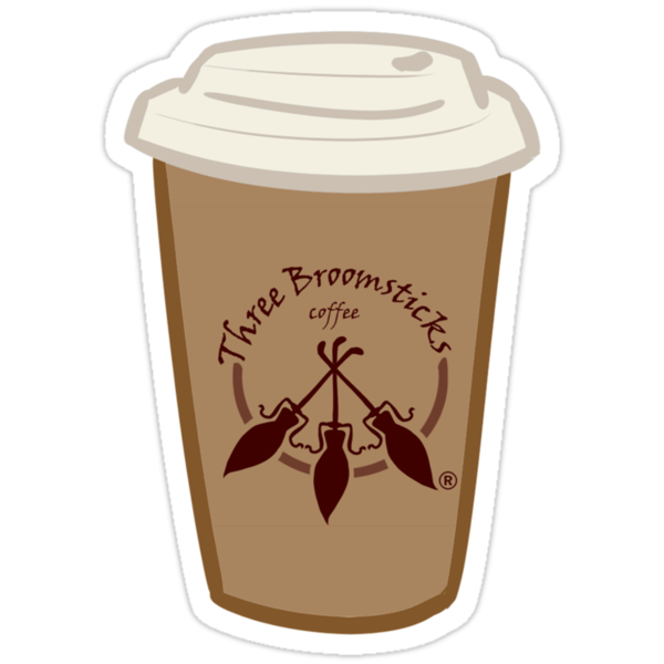 Three Broomsticks coffee by julgommar