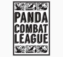 PANDA COMBAT LEAGUE by SixPixeldesign