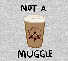 Not a Muggle Mens V-Neck T-Shirt
