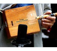 After Twenty-Five Cigars Photographic Print
