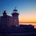 Howth Lighthouse by Patrick Horgan