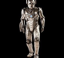 Classic Cyberman (2013 Version) by Marjuned
