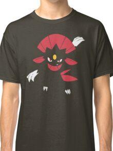 Weavile (Simple) Classic T-Shirt