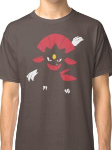 Weavile (Simple) Classic T-Shirt