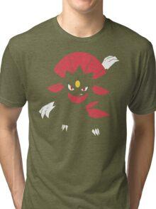 Weavile (Simple) Tri-blend T-Shirt