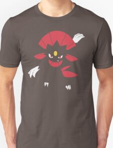 Weavile (Simple) Unisex T-Shirt