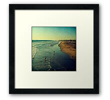 California Dreaming Framed Print