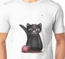 Kitty and the Fly Unisex T-Shirt