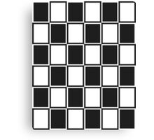 Sheldons Square Illusion Canvas Print