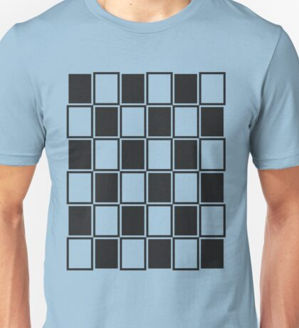 Sheldons Square Illusion Unisex T-Shirt