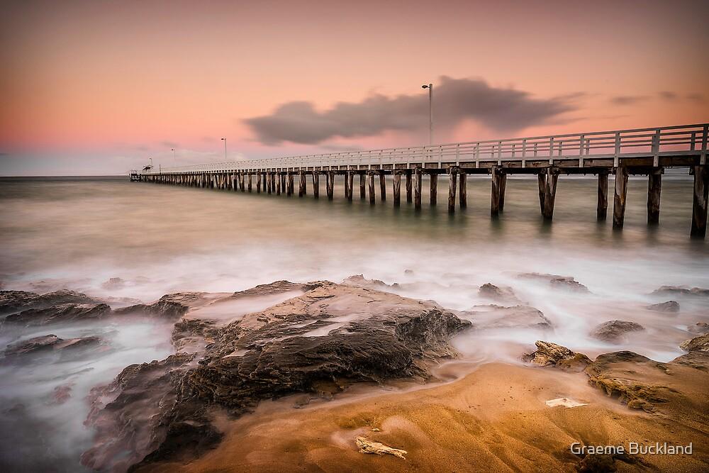 The Pier - Pt Lonsdale Victoria by Graeme Buckland