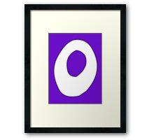 Rayman! Framed Print