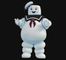 Stay Puft - Ghostbusters by PrivateP