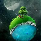 Somewhere In This World by Komang