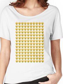 RICH EMOJI Women's Relaxed Fit T-Shirt