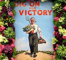 Dig on for Victory by Ludwig Wagner