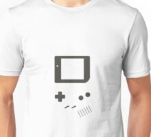 GamePlayer White Unisex T-Shirt