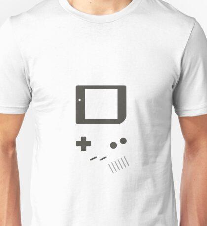 GamePlayer White Unisex T-Shirt