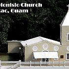 San Dionisio Church at Umatac,Guam by Louis Delos Angeles