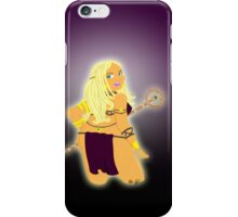 Forest Sorceress iPhone Case/Skin