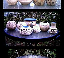 Pottery  by RangerRoger