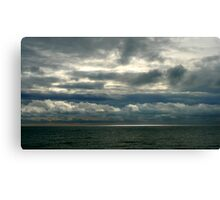 A Glimmer of Light Canvas Print