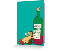 Hetty Greeting Card