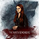 The North Remembers by stygianxiron