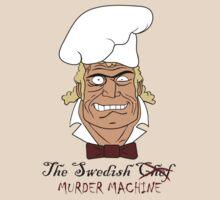 Swedish Murder Machine by DasMerten