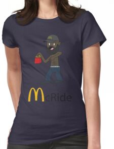 McRide Womens Fitted T-Shirt