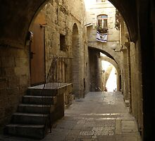 Jerusalem Archways by Priyanka Nayar