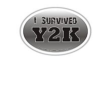 I Survived:  Y2K Photographic Print